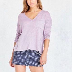Urban Outfitters BDG Oversize Lightweight Sweater